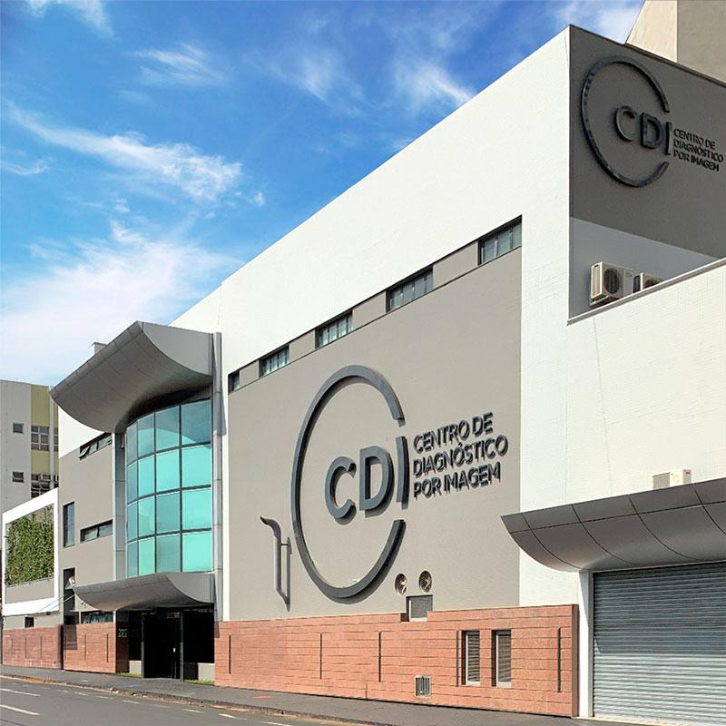 Fachada - CDI Centro de Diagnóstico por Imagem