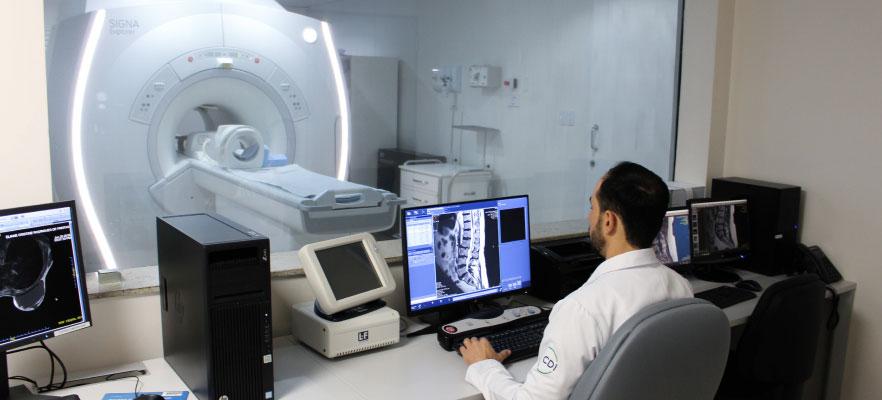 Ressonância Magnética | CDI Centro de Diagnóstico por Imagem