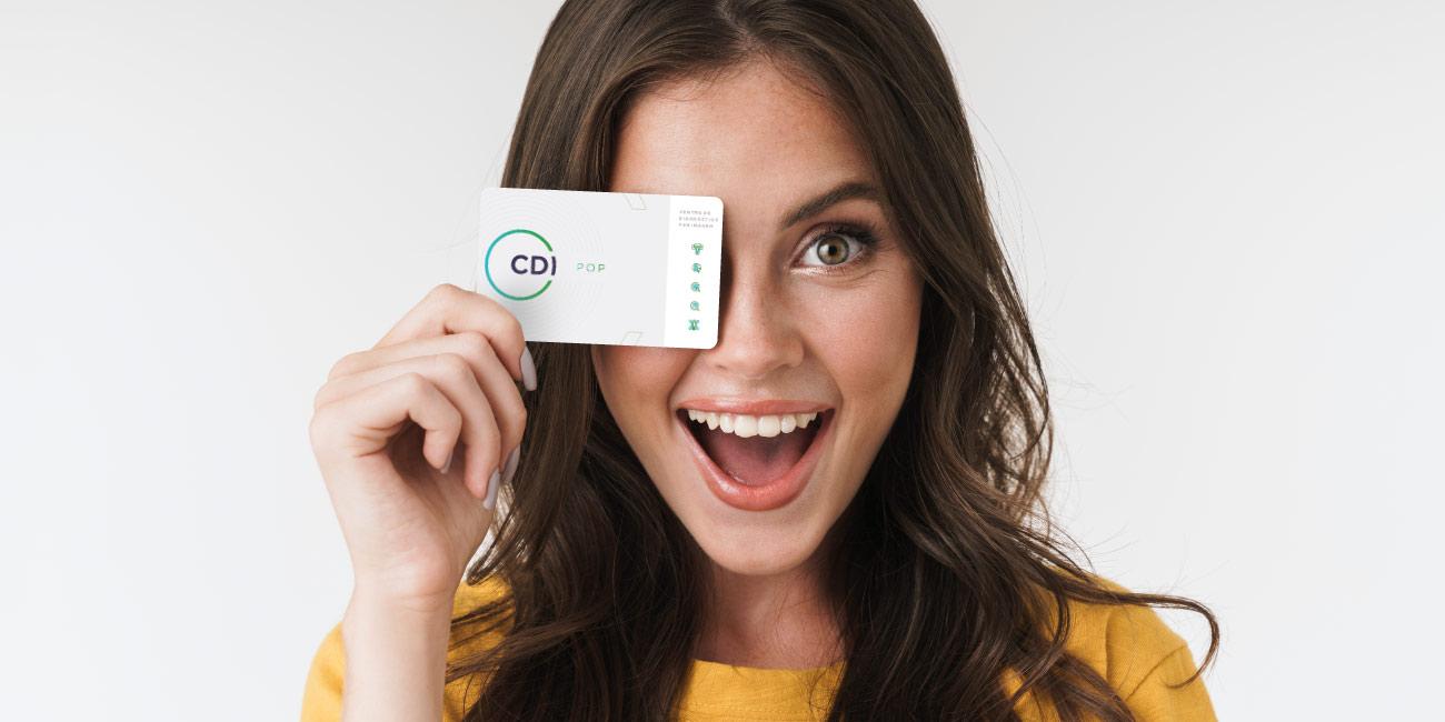Garanta o seu Cartão Saúde! Você conhece o CDI POP? | CDI Imagem